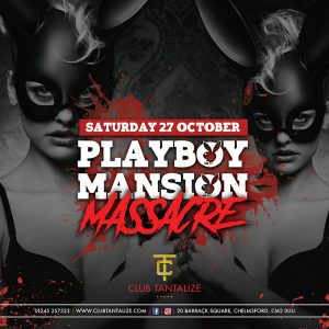 Halloween at Club Tantalize